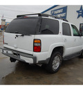 chevrolet tahoe 2006 white suv ls flex fuel 8 cylinders 4 wheel drive automatic with overdrive 77627