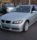 bmw 3 series 2006 silver sedan 325xi gasoline 6 cylinders all whee drive 6 speed manual 06019