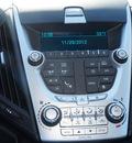 chevrolet equinox 2012 gold ls flex fuel 4 cylinders front wheel drive shiftable automatic 75119