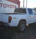 gmc canyon 2012 white sle 2 gasoline 5 cylinders 4 wheel drive automatic 79925
