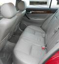 suzuki verona 2004 maroon sedan ex gasoline 6 cylinders front wheel drive automatic 99208