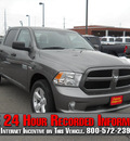 ram 1500 2013 dk  gray express gasoline 8 cylinders 4 wheel drive 6 speed automatic 99212