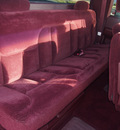 chevrolet silverado 1500 1997 maroon pickup truck v8 automatic 76108