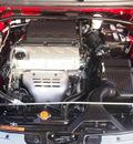 mitsubishi galant 2010 red sedan es 4 cylinders automatic 76108