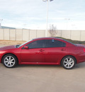 mitsubishi galant 2010 red sedan es 4 cylinders automatic 76108