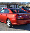 mitsubishi galant 2012 red sedan es gasoline 4 cylinders front wheel drive automatic 76903