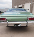 plymouth duster 1975 light green coupe 6 cylinders automatic 80301