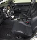 mitsubishi lancer evolution 2012 silver sedan mr gasoline 4 cylinders all whee drive automatic 75150
