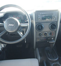 jeep wrangler unlimited 2009 white suv x gasoline 6 cylinders 2 wheel drive automatic 77388