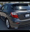 toyota matrix 2009 gray wagon xrs 4 cylinders manual 46219