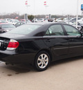 toyota camry 2005 black sedan xle v6 not specified automatic with overdrive 77802