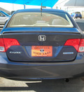 honda civic 2007 gray sedan hybrid hybrid 4 cylinders front wheel drive automatic 79936