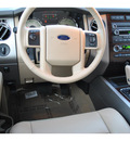 ford expedition el 2012 brown suv xlt flex fuel 8 cylinders 2 wheel drive automatic 78861
