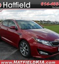 kia optima 2012 dk  red sedan sx turbo gasoline 4 cylinders front wheel drive automatic 43228