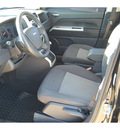 jeep patriot 2008 black suv sport gasoline 4 cylinders 4 wheel drive automatic with overdrive 77627