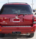 chevrolet trailblazer 2008 red suv lt gasoline 6 cylinders 4 wheel drive not specified 75070