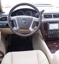 gmc yukon xl 2013 black suv denali flex fuel 8 cylinders 2 wheel drive automatic 75007