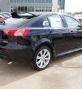 mitsubishi lancer sportback 2013 black hatchback gt gasoline 4 cylinders front wheel drive autostick 77065