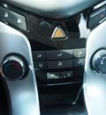 chevrolet cruze 2011 lt  blue sedan ls gasoline 4 cylinders front wheel drive automatic 78130