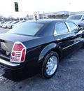chrysler 300c 2008 black sedan hemi gasoline 8 cylinders rear wheel drive automatic 60443