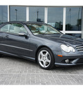 mercedes benz clk class 2009 dk  gray coupe clk350 gasoline 6 cylinders rear wheel drive automatic 78216