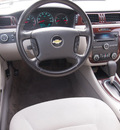 chevrolet impala 2010 silver sedan lt flex fuel 6 cylinders front wheel drive automatic 76234