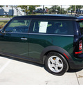 mini cooper clubman 2011 dk  green hatchback gasoline 4 cylinders front wheel drive automatic 78729