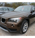 bmw x1 2013 brown sdrive28i gasoline 4 cylinders rear wheel drive automatic 78729