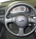 subaru outback 2005 blue wagon 2 5i 4 cylinders 5 speed manual 55811