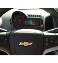 chevrolet sonic 2013 blue sedan lt gasoline 4 cylinders front wheel drive automatic 32086