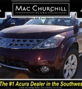 nissan murano 2007 dk  red suv sl gasoline 6 cylinders all whee drive automatic 76137