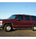 chevrolet suburban 1999 maroon suv c1500 lt gasoline v8 rear wheel drive automatic 76543