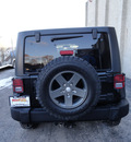 jeep wrangler unlimited 2011 black suv rubicon gasoline 6 cylinders 4 wheel drive automatic 60443