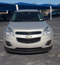 chevrolet equinox 2011 gold ls gasoline 4 cylinders front wheel drive automatic 76234