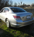 honda accord 2010 silver sedan lx gasoline 4 cylinders front wheel drive automatic 75606
