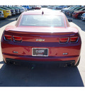 chevrolet camaro 2012 red coupe ss gasoline 8 cylinders rear wheel drive automatic 76051