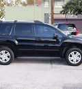 mitsubishi endeavor 2005 black suv ls gasoline 6 cylinders front wheel drive automatic 78205