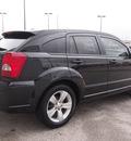 dodge caliber 2010 black hatchback mainstreet gasoline 4 cylinders front wheel drive automatic 76011