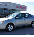 nissan sentra 2009 gun metal grey meta sedan 2 0 gasoline 4 cylinders front wheel drive automatic 76502