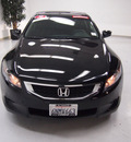 honda accord 2010 black coupe ex l v6 w navi gasoline 6 cylinders front wheel drive automatic 91731