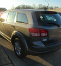dodge journey 2013 gray american value package gasoline 4 cylinders front wheel drive automatic 62863