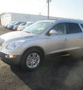 buick enclave 2008 silver suv cx gasoline 6 cylinders front wheel drive autostick 62863