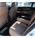 bmw 7 series 2012 white sedan 740li gasoline 6 cylinders rear wheel drive automatic 77002