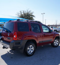 nissan xterra 2011 red suv s gasoline 6 cylinders 4 wheel drive automatic 76206