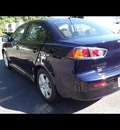 mitsubishi lancer 2013 dk  blue sedan se gasoline 4 cylinders all whee drive not specified 07724