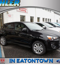 mitsubishi outlander sport 2013 blk pearl se gasoline 4 cylinders all whee drive automatic 07724