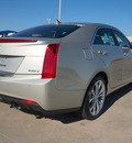 cadillac ats 2013 beige sedan 2 0l performance gasoline 4 cylinders rear wheel drive automatic 76206