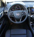 cadillac ats 2013 beige sedan 2 0l premium gasoline 4 cylinders rear wheel drive not specified 76206