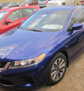 honda accord 2013 dk  blue coupe lx s gasoline 4 cylinders front wheel drive automatic 77301