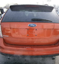 ford edge 2007 orange suv se gasoline 6 cylinders front wheel drive automatic with overdrive 13502